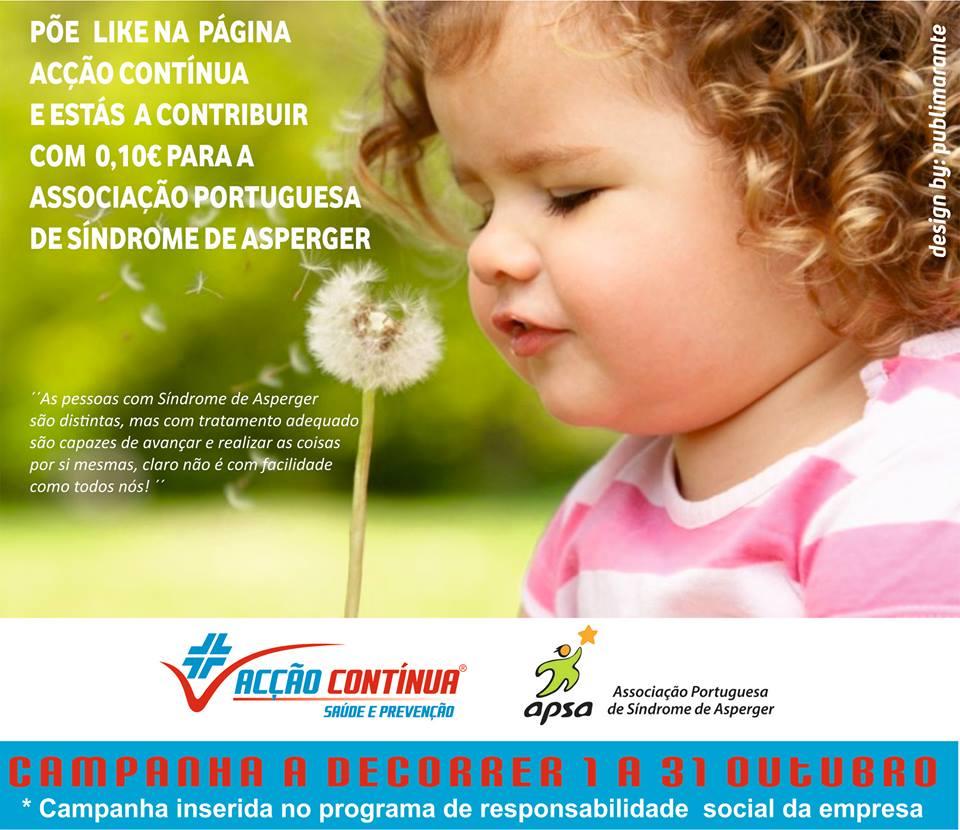 Campanha de apoio à APSA